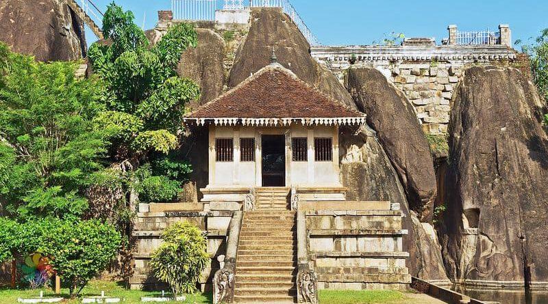 Sri Lanka Gezilecek Yerler I (Kültür Üçgeni)