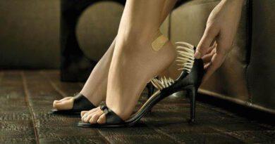 Vuran ayakkabının yol açtığı acı ve yarayı geçirmek için 6 doğal yöntem…